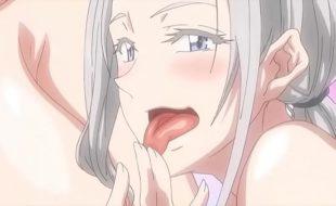 Gostosas safadas fodendo com varias caras em um belo hentai