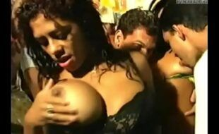 Sexo no carnaval 2020 dentro da boate